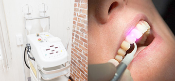歯科専用レーザー